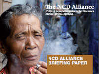 NCD Alliance report cover