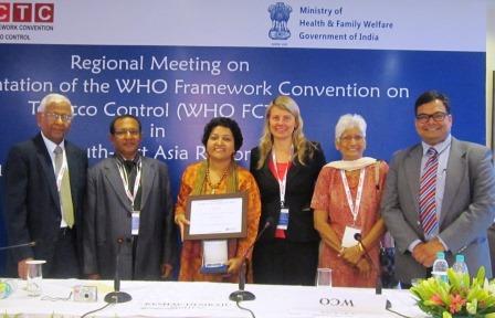 FCA delegates, SEARO workshop, 2013.
