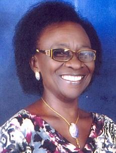 FCA Board member Lutgard Kokulinda Kagaruki