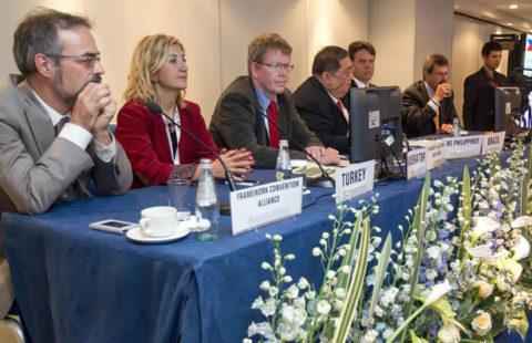 FCA at a seminar at COP6