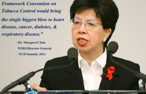 WHO Director-General Margaret Chan