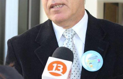 FCA's Americas Director Eduardo Bianco