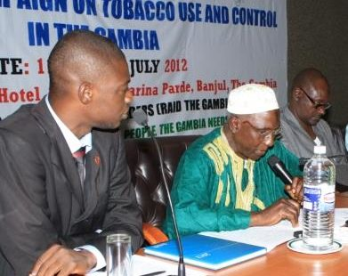 Workshop organised by RAID - The Gambia