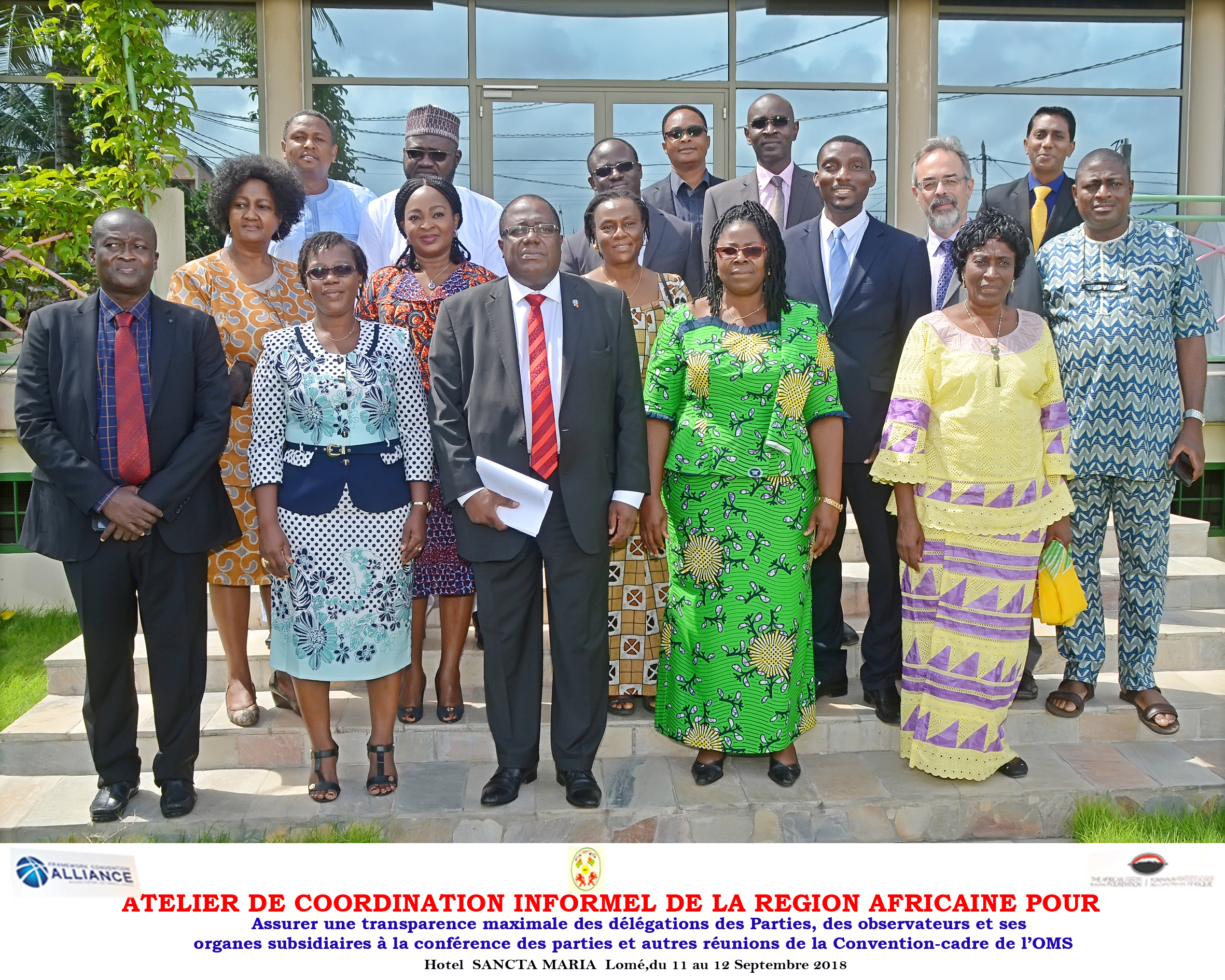 AFRO Region Transparency Workshop